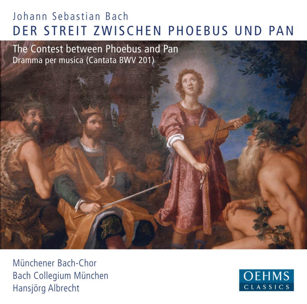 Der Streit zwischen Phoebus und Pan Dramma per musica (Kantate BWV 201)